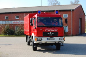 Fahrzeug Dekon P Katastrophenschutz