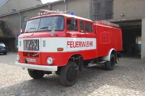 Fahrzeug TLF 16 Löschgruppe Madsow